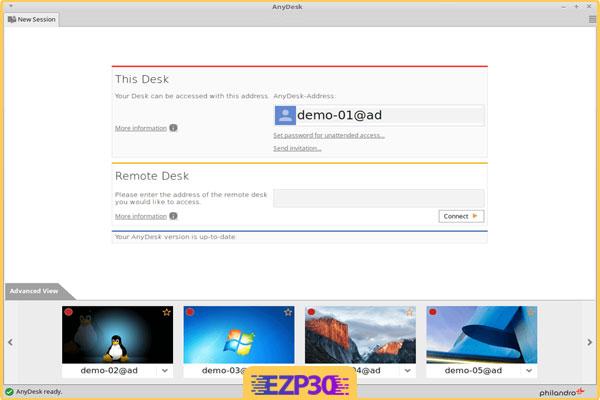دانلود برنامه انی دسک Anydesk برای کامپیوتر نرم افزار Anydesk برای ویندوز