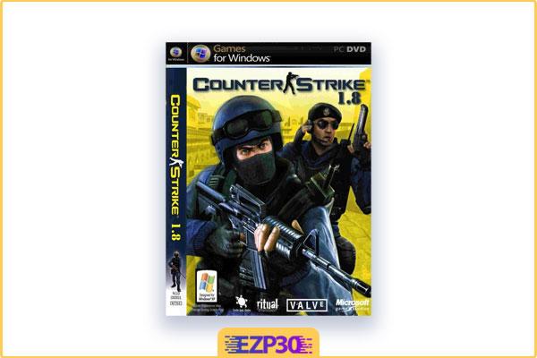 دانلود بازی counter strike 1.8 برای کامپیوتر – بازی کانتر استرایک