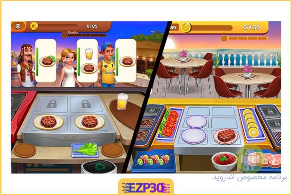 دانلود بازی Cooking Simulator برای اندروید – شبیه ساز اشپزی