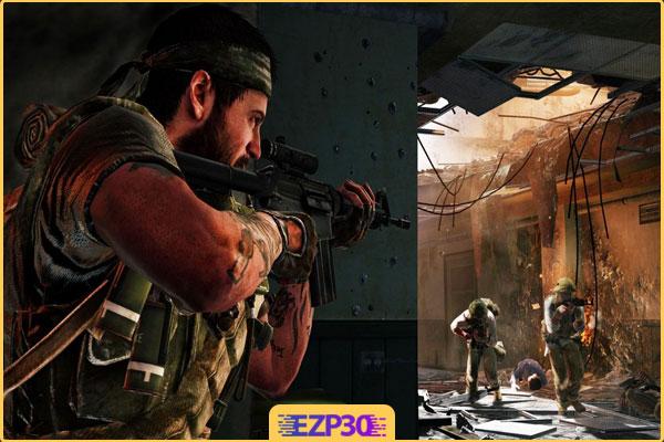 دانلود بازی Call Of Duty Black Ops برای کامپیوتر