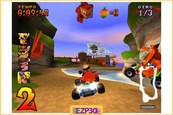 دانلود Crash 4 Team Racing For PC