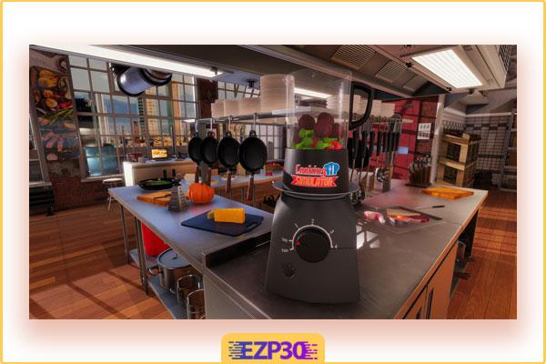دانلود بازی Cooking Simulator کامپیوتر