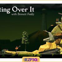 دانلود بازی Getting over it برای اندروید بازی مرد کوزه ای به همراه فایل دیتا بازی