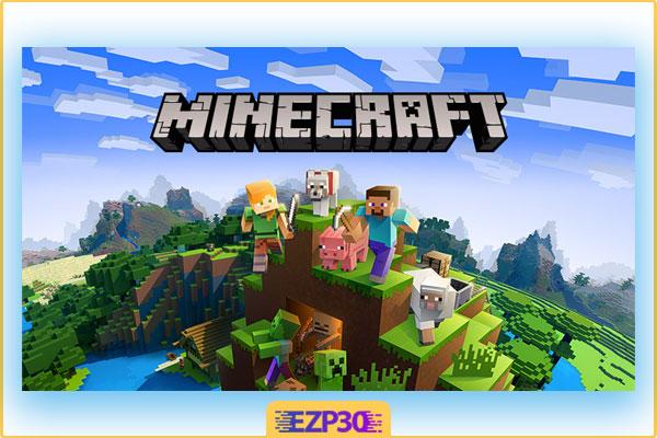 دانلود بازی ماینکرفت برای کامپیوتر – minecraft
