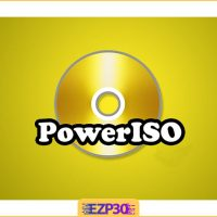 دانلود برنامه PowerISO برای کامپیوتر ویندوز 10 , 8 , 7 و …