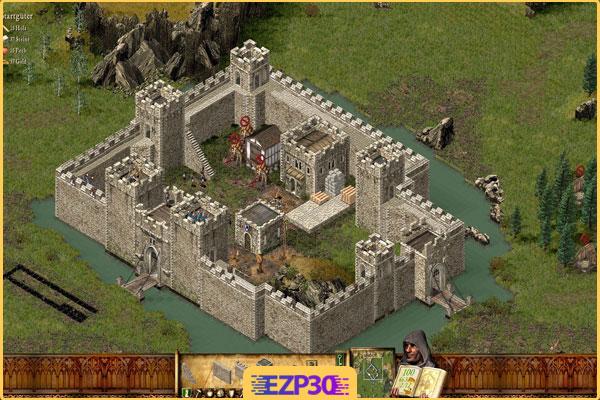 دانلود بازی stronghold HD یا جنگ های صلیبی