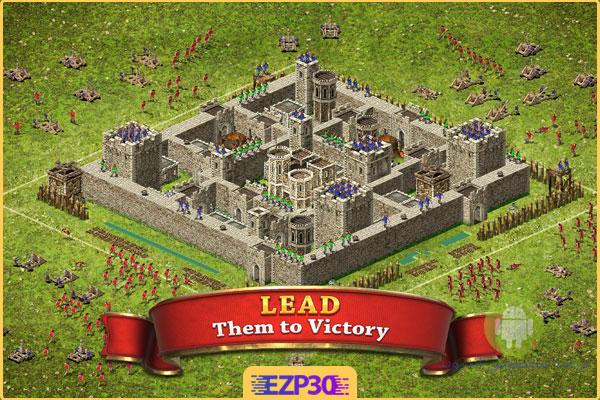 بازی جنگ های صلیبی Stronghold Kingdoms