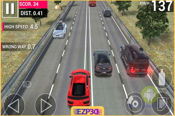 دانلود بازی Traffic Racer برای اندروید ترافیک ریسر
