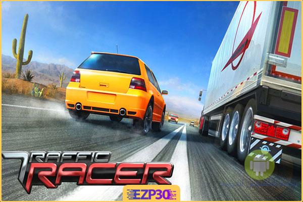 دانلود بازی Traffic Racer برای اندروید ترافیک ریسر با پول بی نهایت هک شده