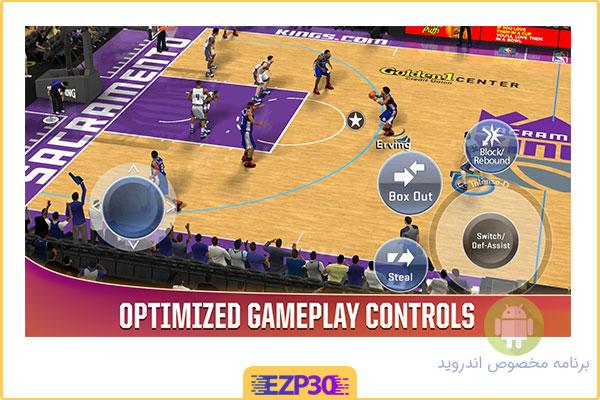 دانلود بازی nba 2k20 برای اندروید