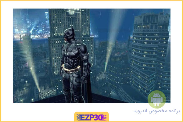 دانلود بازی The Dark Knight Rises برای اندروید