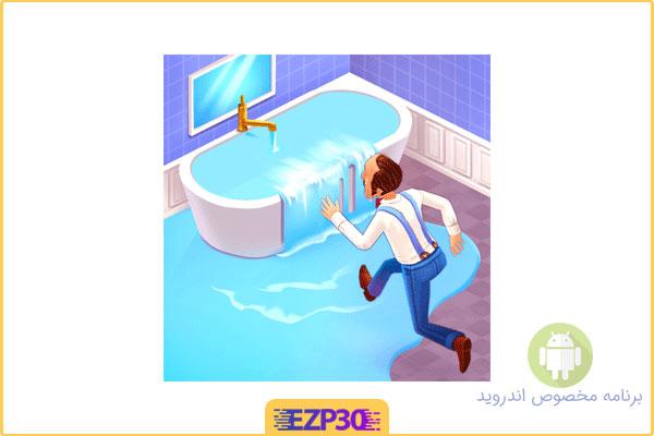 دانلود بازی Homescapes برای اندروید بازی پازلی عمارت به همراه نسخه هک شده