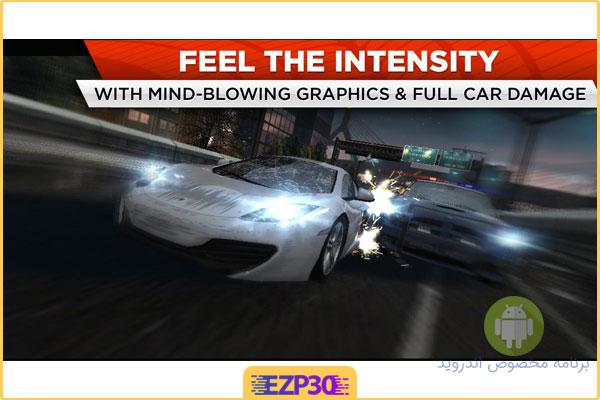 دانلود بازی نید فور اسپید ماست وانتد Need For Speed Most Wanted برای اندروید