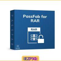 دانلود برنامه PassFab for RAR Zip شکستن رمز فایل فشرده