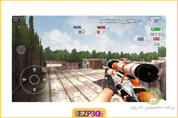 دانلود بازی Special Forces Group 2 برای اندروید