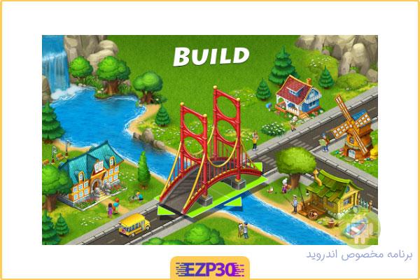 دانلود بازی Township با لینک مستقیم اخرین ورژن تاون شیپ + نسخه هک شده برای اندروید