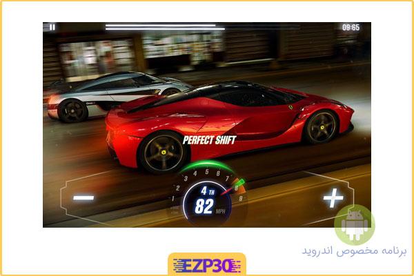 دانلود بازی CSR Racing برای اندروید
