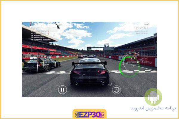 دانلود بازی grid autosport برای اندروید