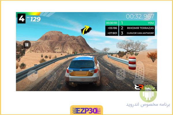 دانلود بازی Real Rally برای اندروید