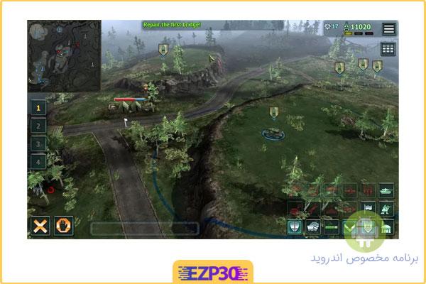 دانلود بازی نبرد آمریکا نسخه مود