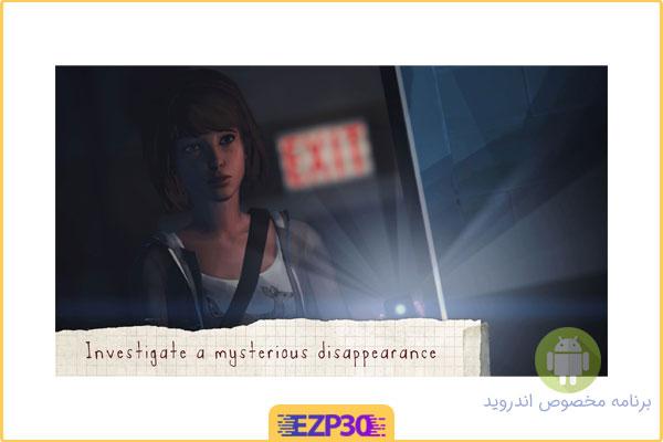 دانلود بازی Life is Strange برای اندروید