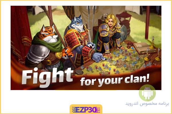 دانلود بازی million lords kingdom conquest برای اندروید