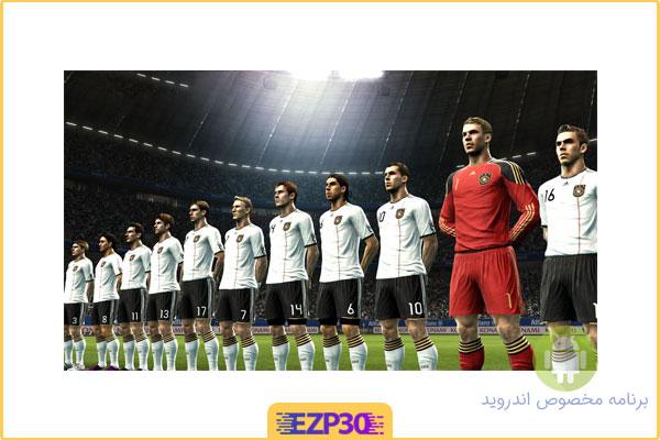 دانلود بازی فوتبال 2012 برای اندروید