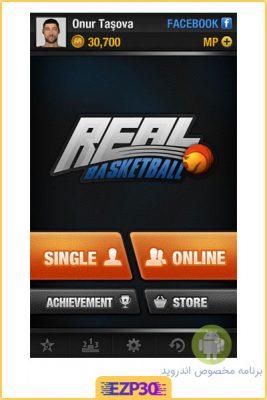 دانلود بازی real basketball با پول بی نهایت