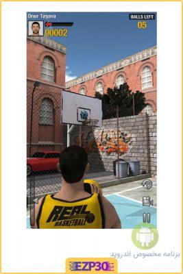دانلود بازی بسکتبال برای اندروید