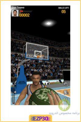 دانلود بازی بسکتبال برای اندروید بدون دیتا