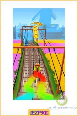 دانلود بازی subway surfers برای اندروید