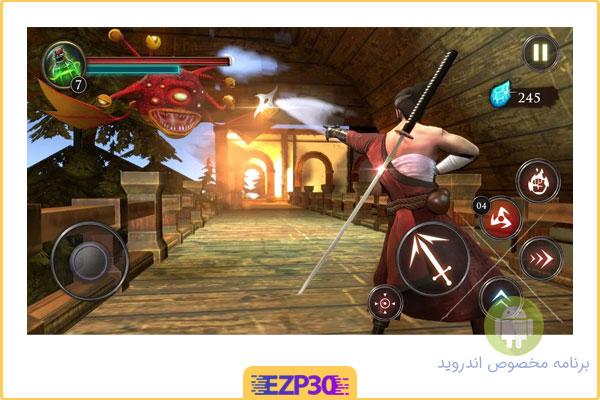 دانلود بازی takashi ninja warrior برای اندروید