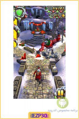 دانلود هک بازی temple run 2