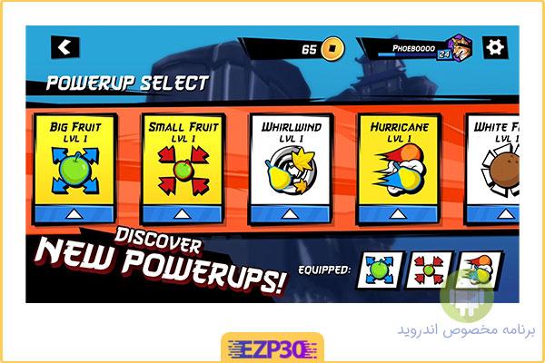 دانلود بازی Fruit Ninja 2 برای اندروید