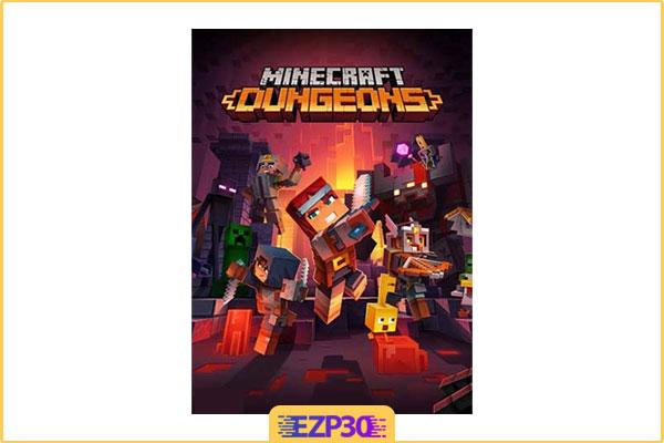 دانلود minecraft dungeons