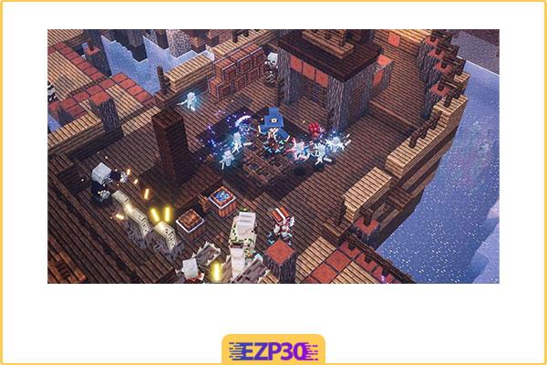 دانلود بازی minecraft dungeons برای کامپیوتر