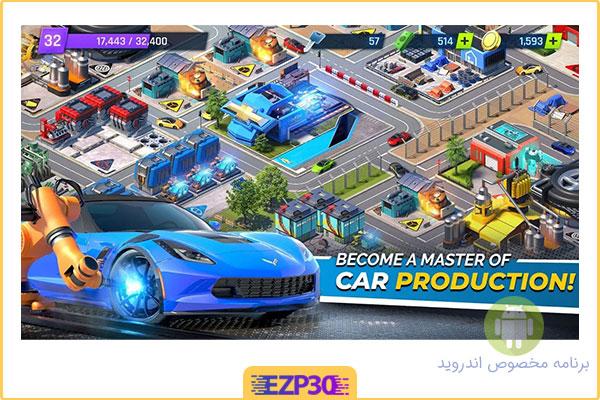 دانلود بازی شهر ماشین ها برای اندروید
