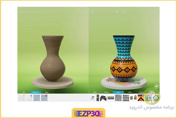 دانلود بازی let's create pottery
