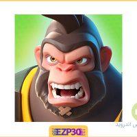 دانلود بازی Age of Apes اندروید – دانلود بازی عصر میمون ها