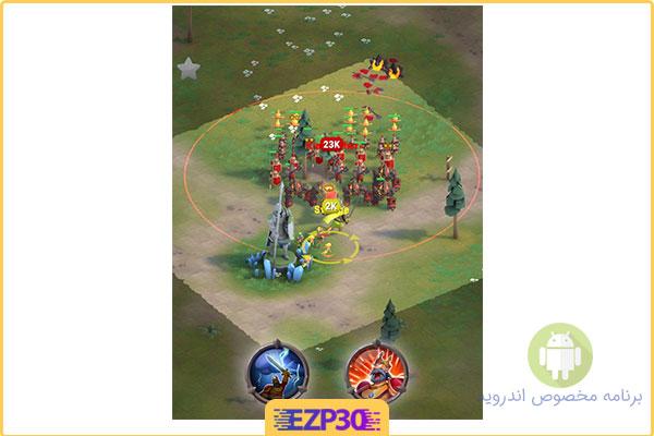 دانلود بازی Ancient Battle اندروید