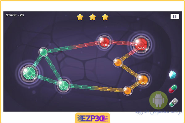 Cell Expansion Wars اندروید