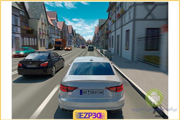دانلود بازی شبیه ساز رانندگی در المان