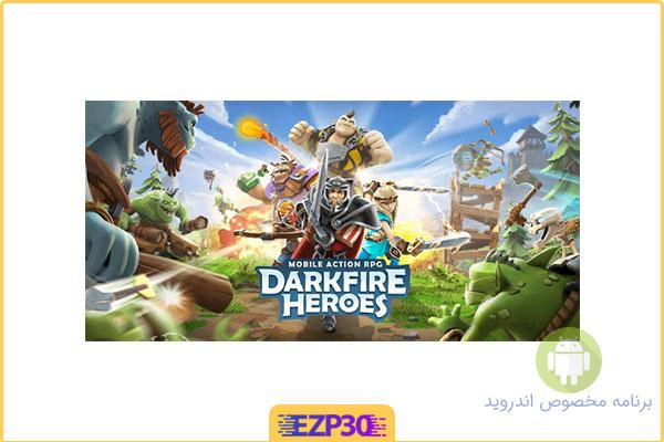 دانلود بازی Darkfire Heroes اندروید – بازی قهرمانان اتش سیاه