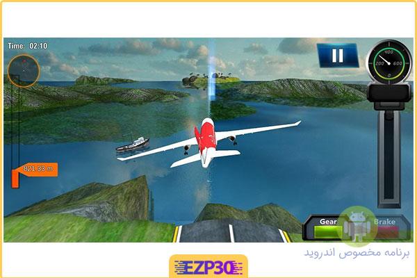 دانلود بازی شبیه ساز پرواز اندروید