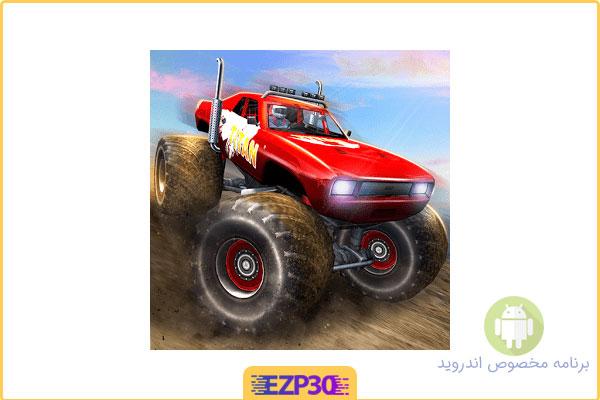دانلود بازی مسابقات افرود اندروید – بازی 4X4 OffRoad Racer