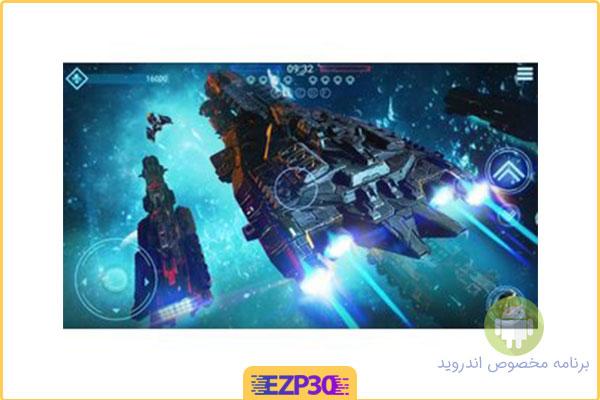 بازی ناوگان فضایی