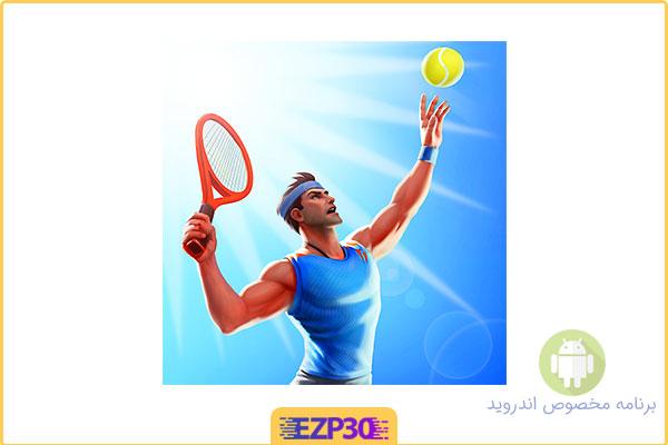 دانلود بازی تنیس برای اندروید – دانلود بازی Tennis Clash
