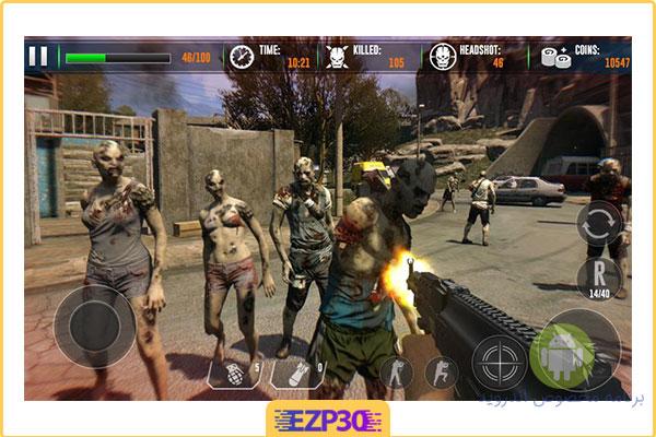 دانلود بازی Zombie Hunter