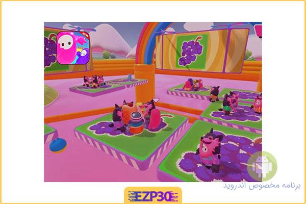 دانلود بازی فال گایز برای موبایل