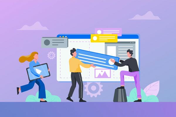 چگونه یک سایت حرفه ای بسازیم؟ (راهنمای قدم به قدم)